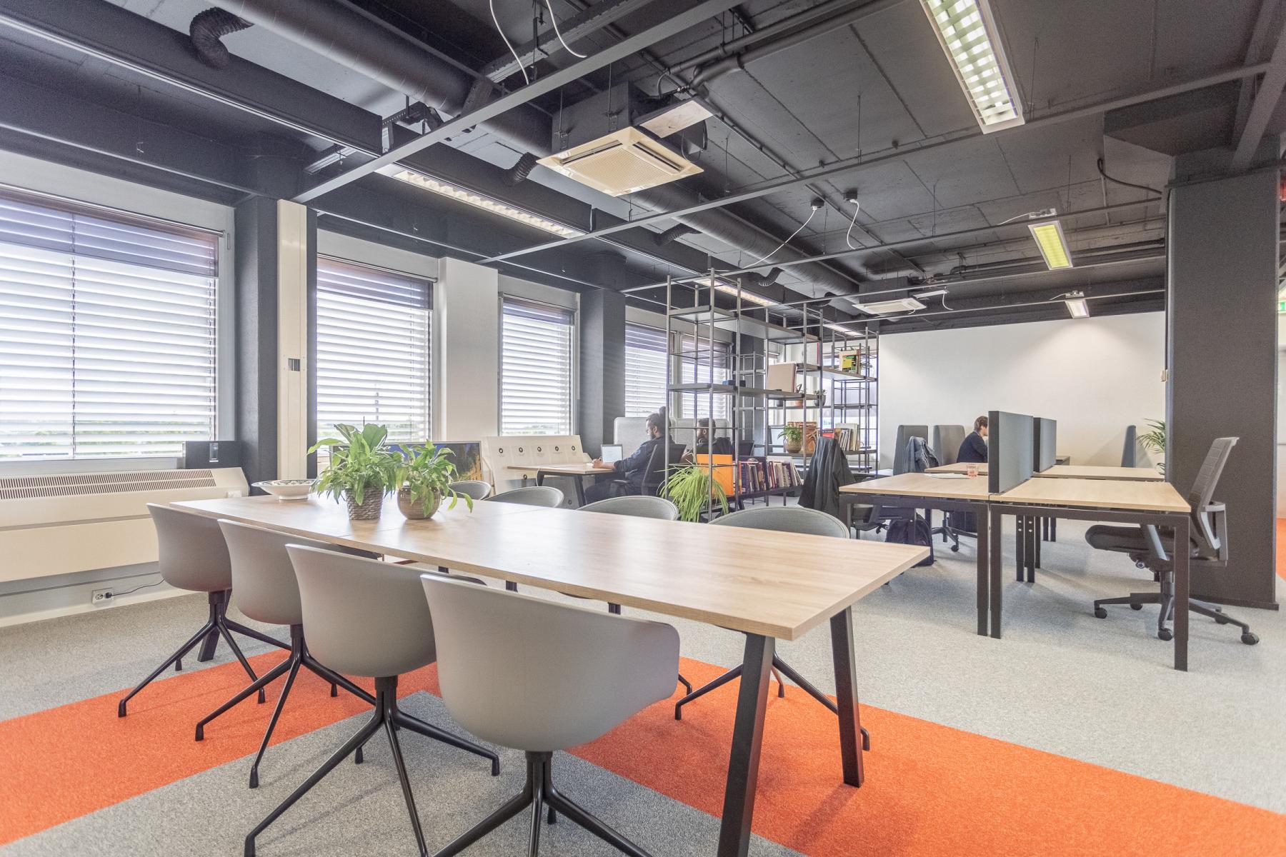 algemene ruimte kantoorgebouw utrecht