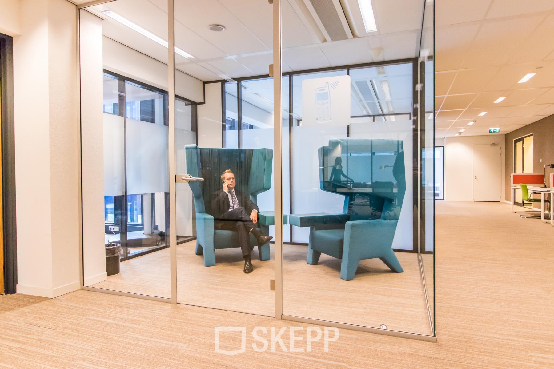 Quickscan 15 meter kantoor volgens RIVM