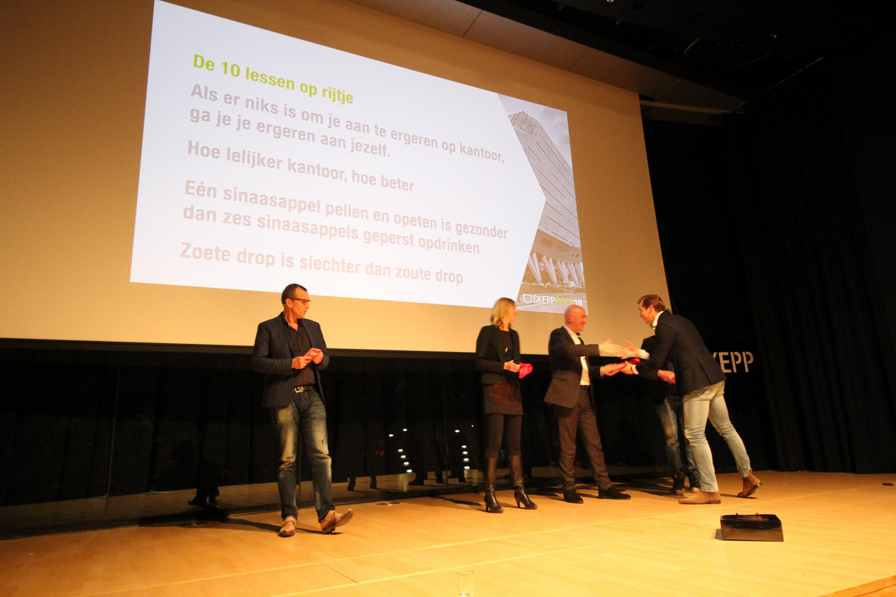 10 lessen tips skepp pitch amsterdam