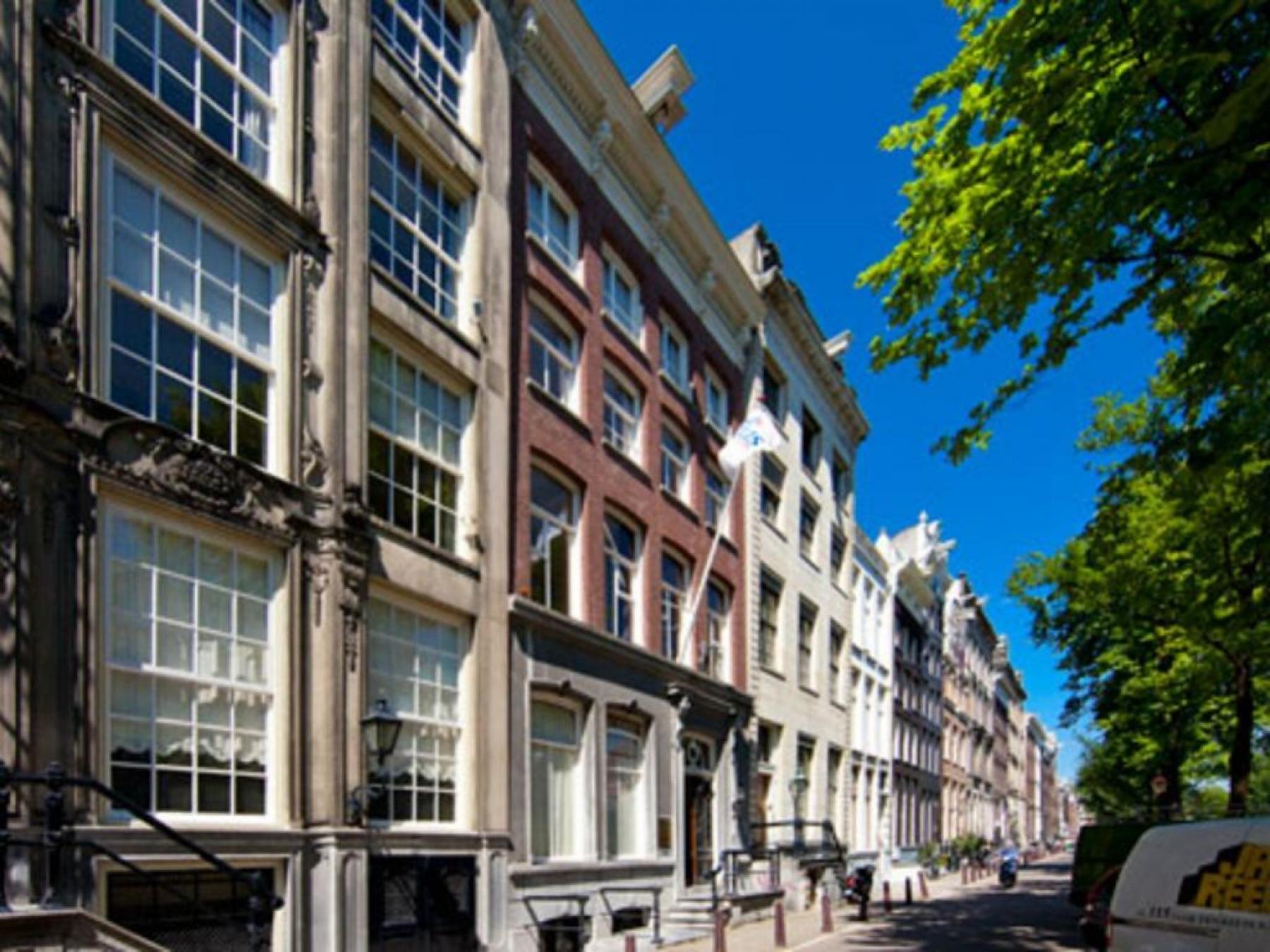 Kantoorruimte huren aan Herengracht en Keizersgracht Amsterdam