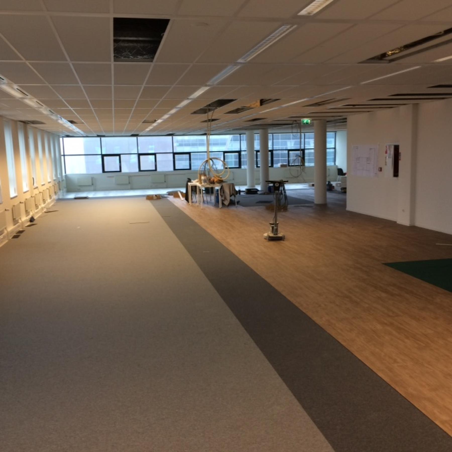 SKEPP realisatie kantoor Zwolle