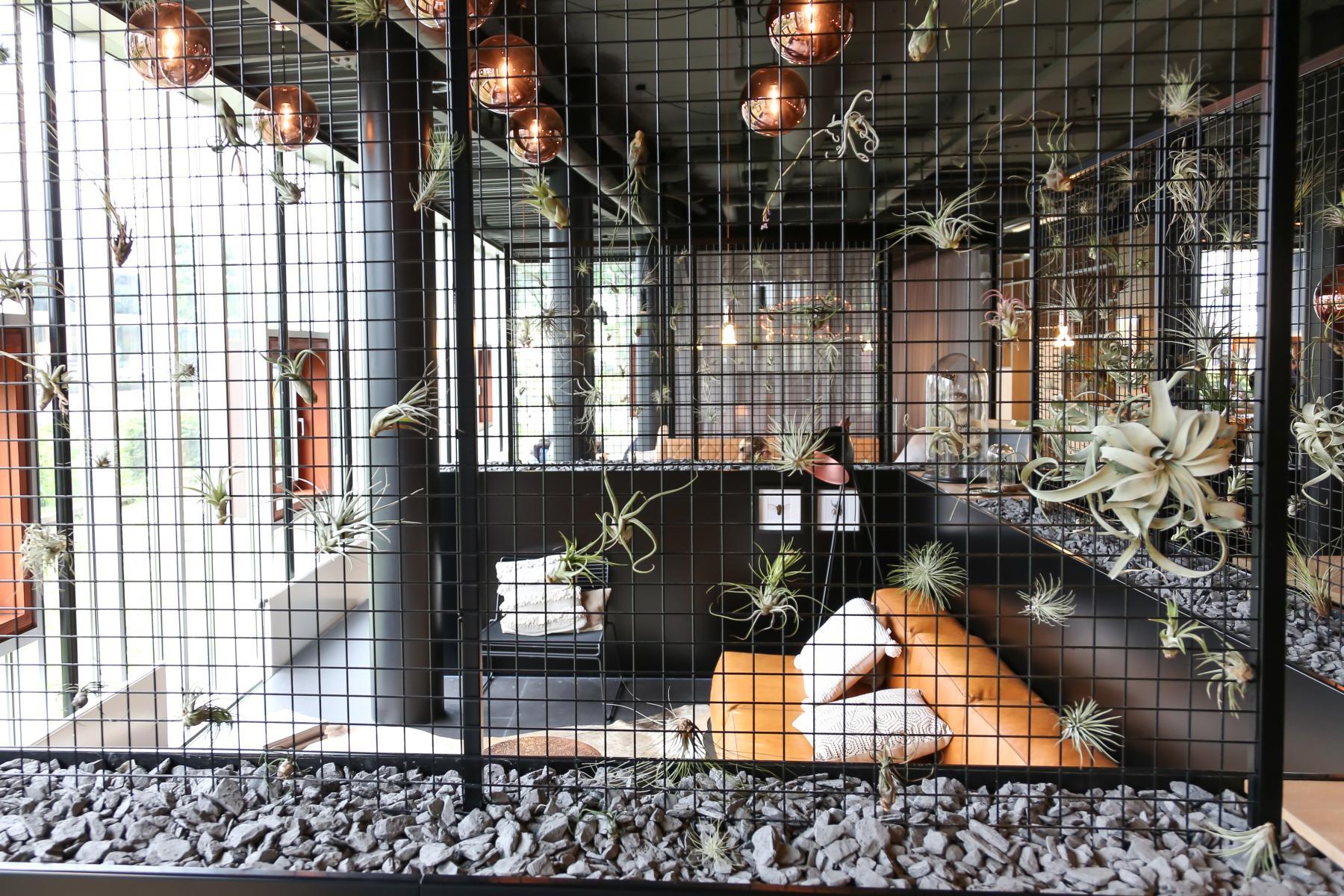 loungeruimte begane grond kantoorpand amersfoort maanlander