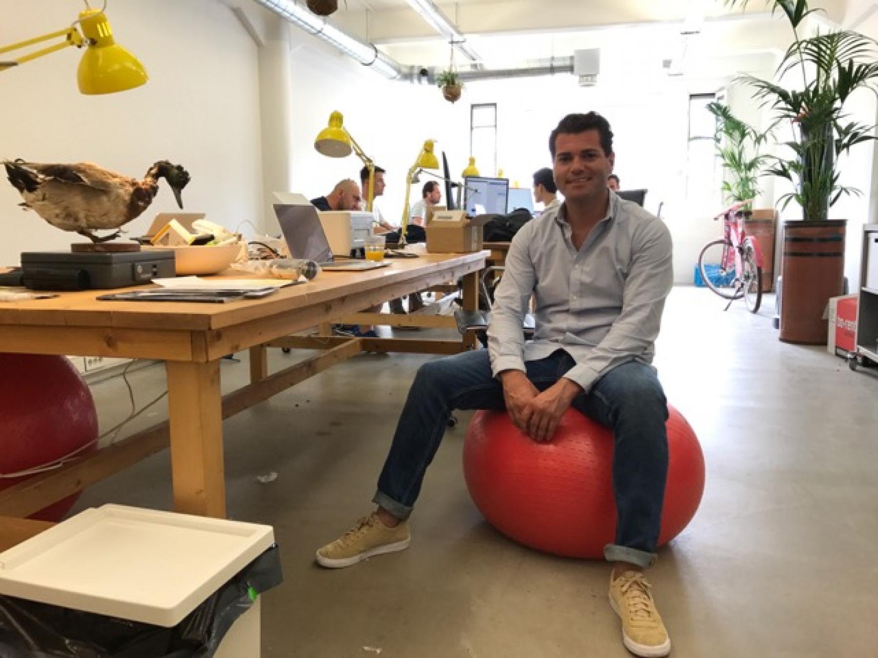 kevin westermeijer co-founder convious saas platform