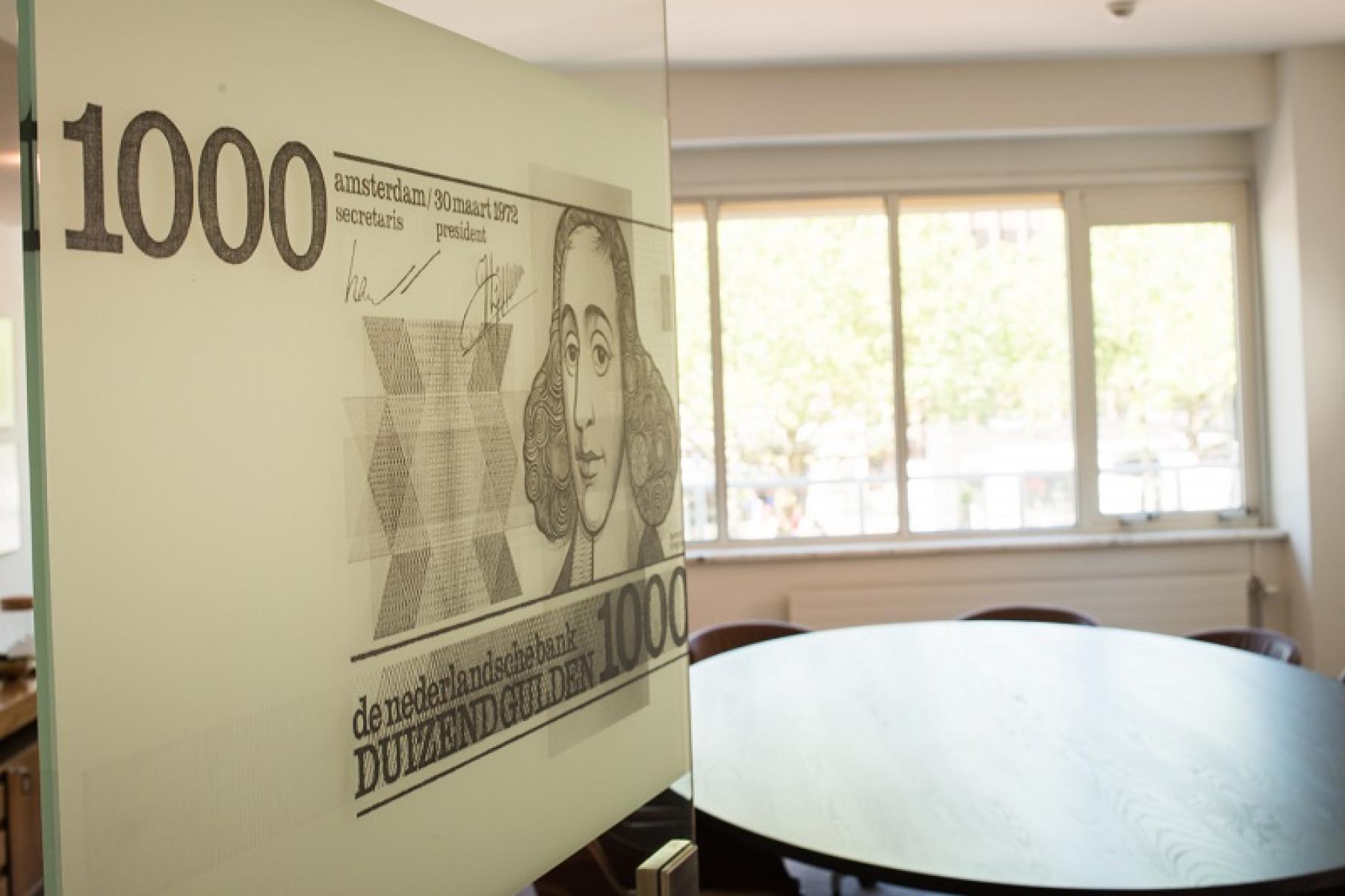 design kantoorgebouw rotterdam coolsingel vergaderruimte