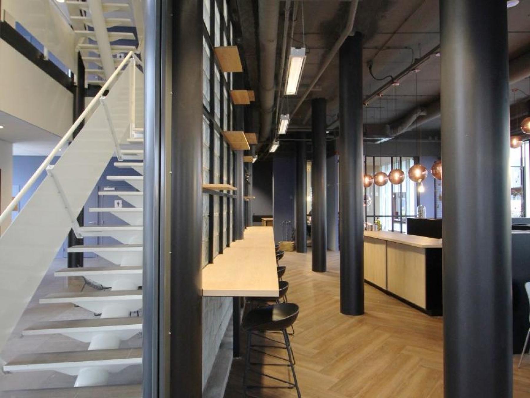 beschikbare kantoorruimte amersfoort maanlander gemeenschappelijke ruimte flexwerken
