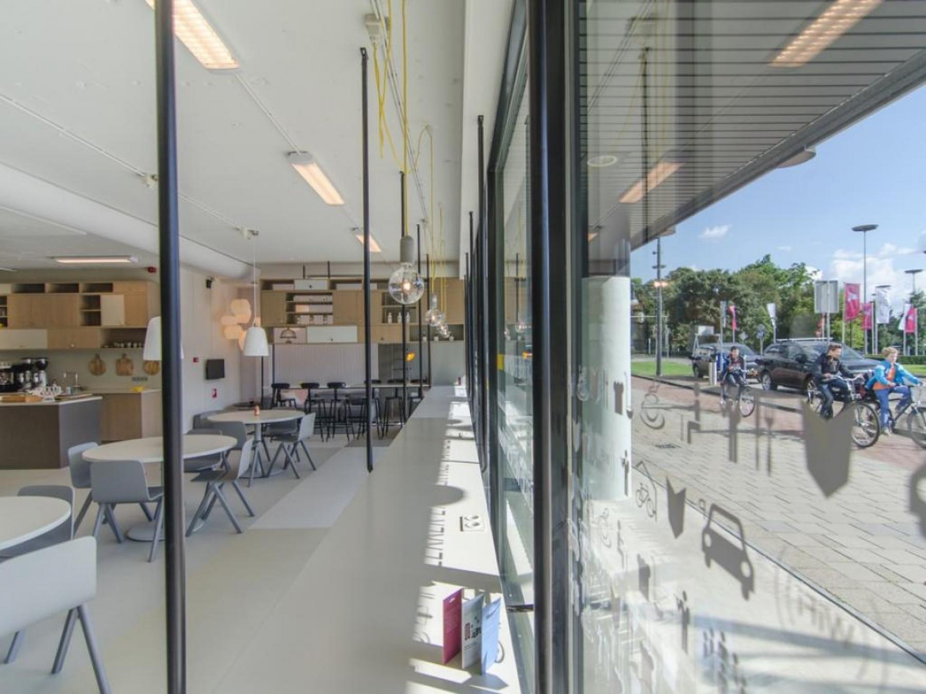 gemeenschappelijke ruimte entree lunchruimte arnhem