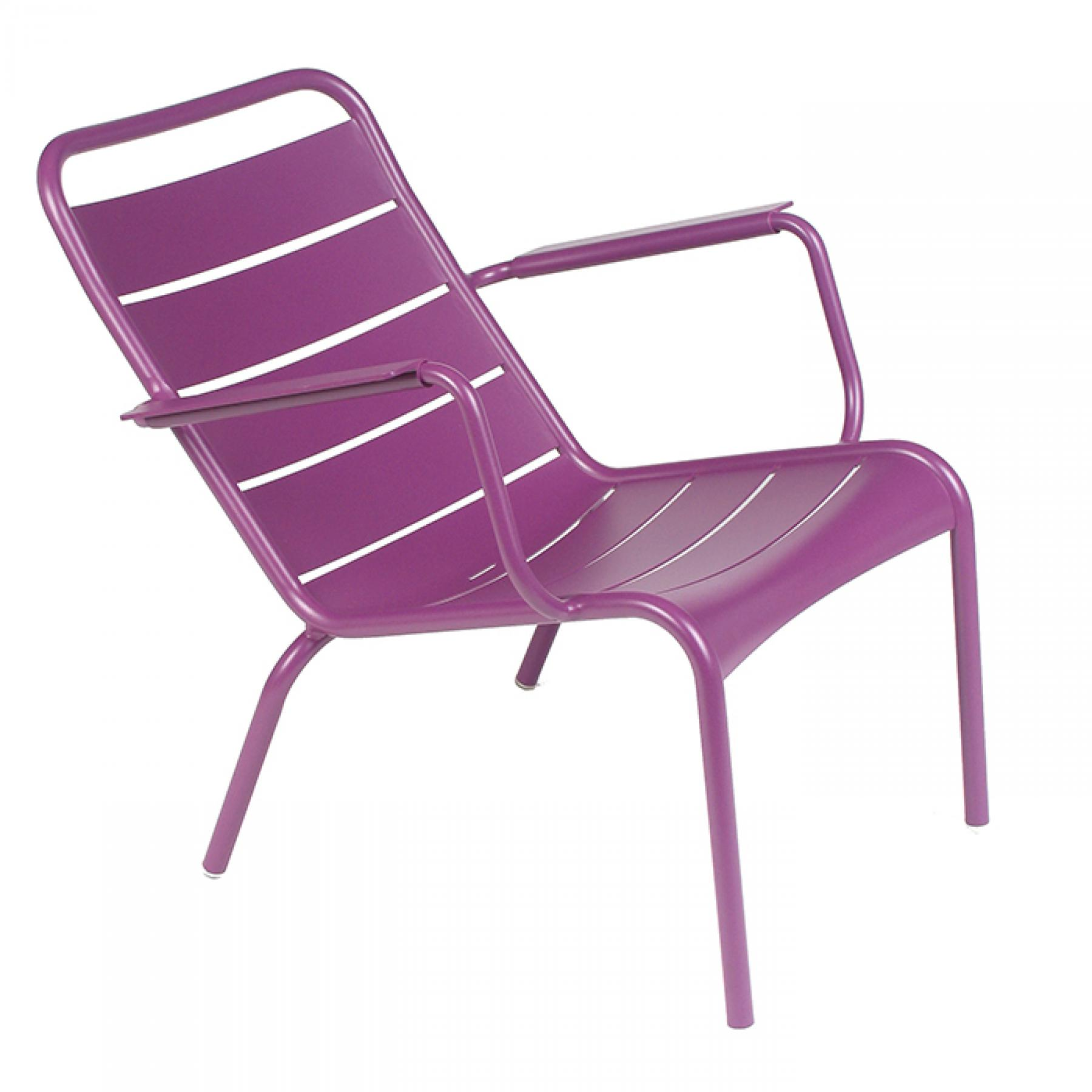 low armchair footrest skepp design item