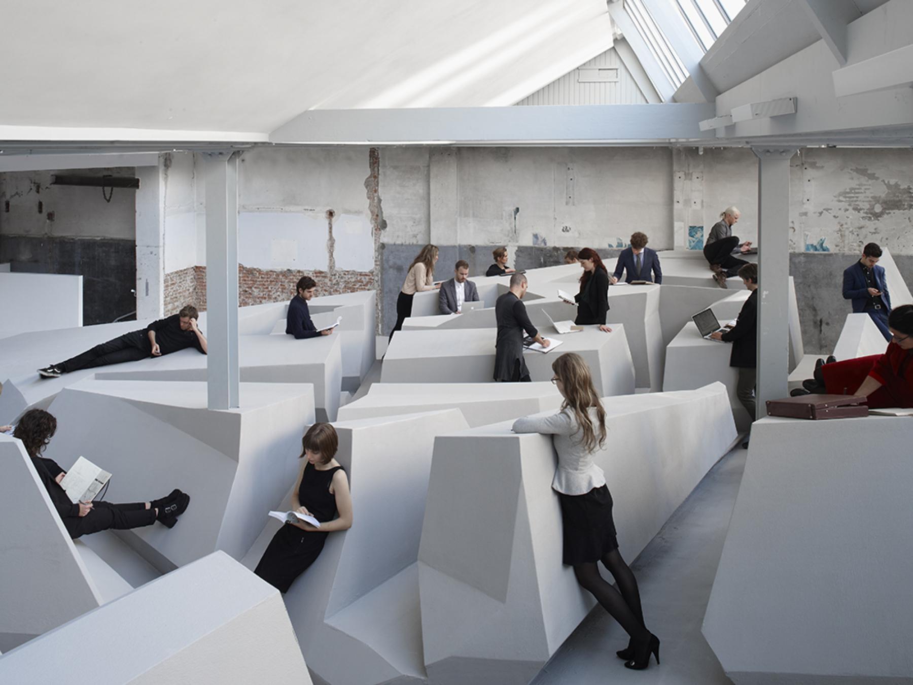 kantoor van de toekomst in nederland