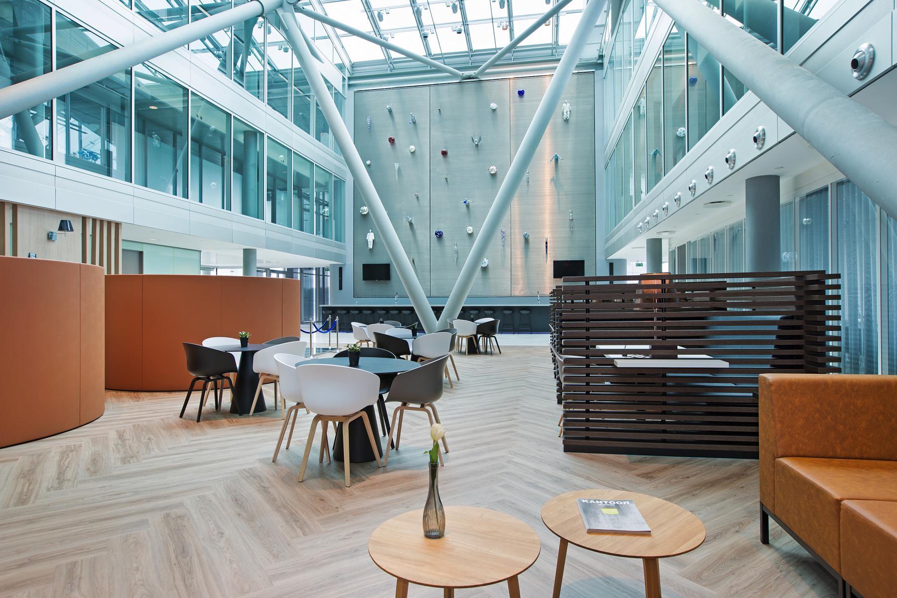 amstelveenseweg kantoorpand amsterdam gemeenschappelijke ruimte