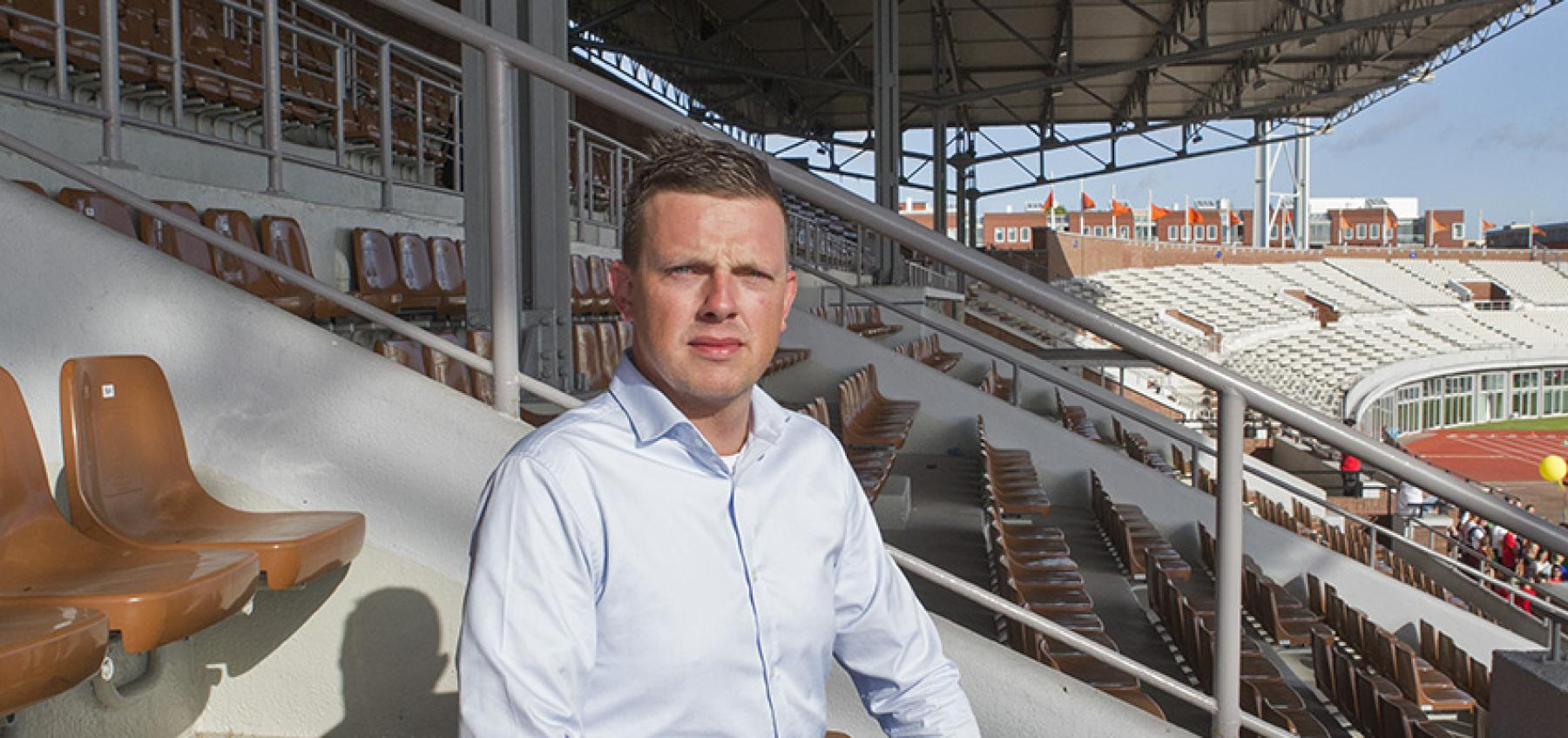 joost postma managing director offices for you olympisch stadion