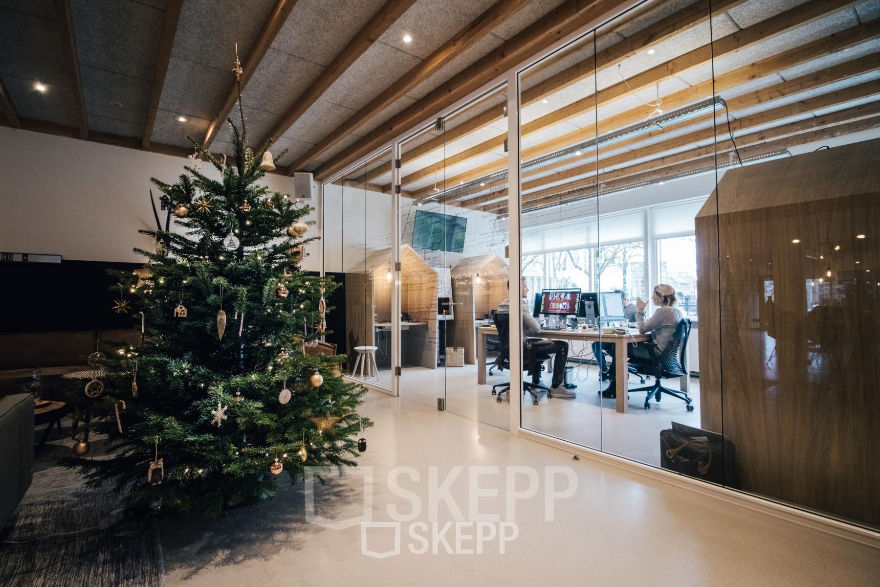 Interieur Ideeen Voor Kerst.How To Een Kantoorinrichting Met Kerstsfeer Skepp