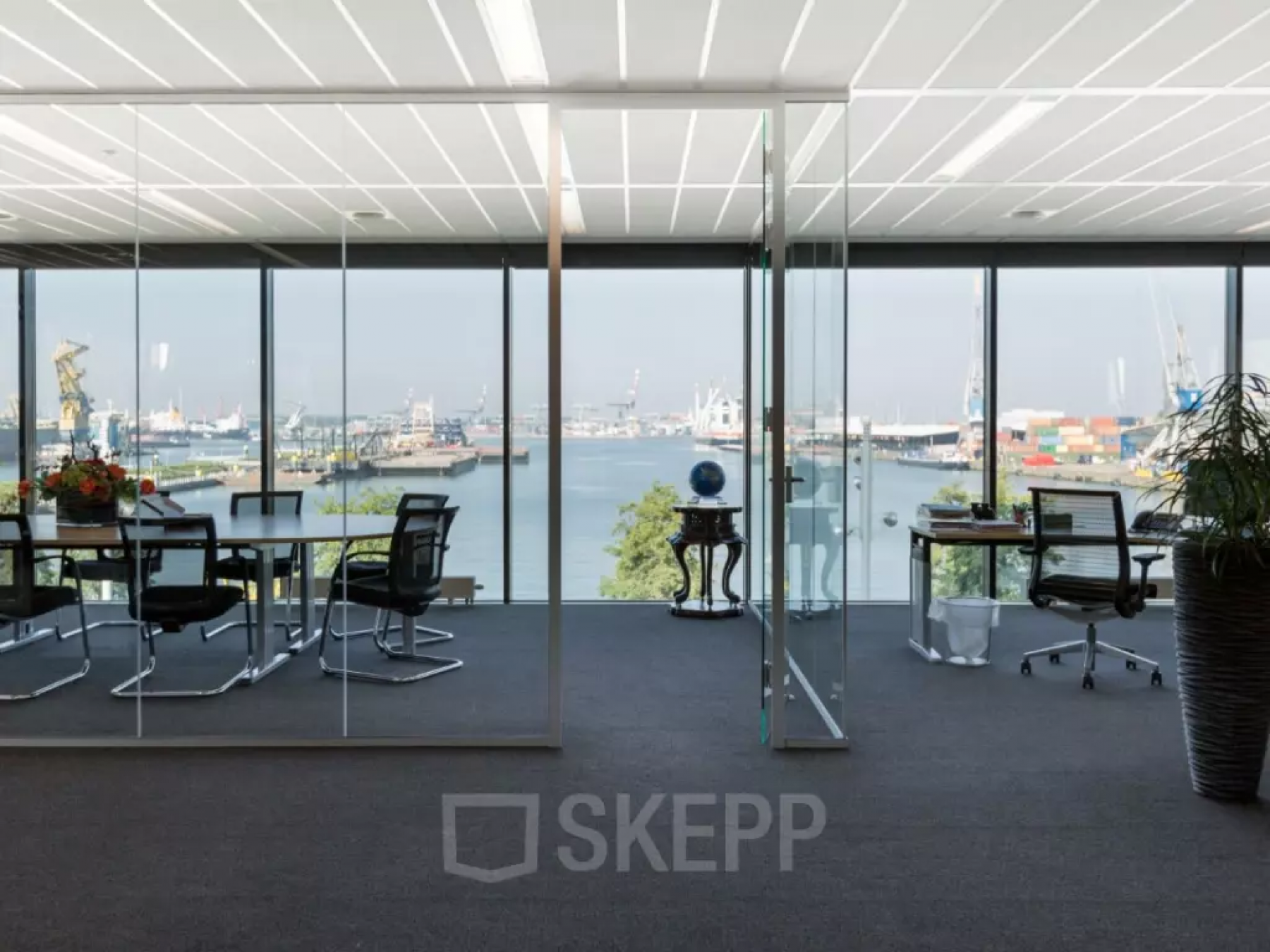 grote kantoren rotterdam
