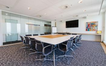 Meeting rooms with conference options available