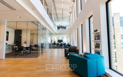 Office spaces for rent at Zuidas in Amsterdam