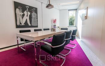 Vergaderruimte kantoorpand Alkmaar