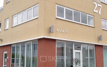 Office building Alkmaar outside