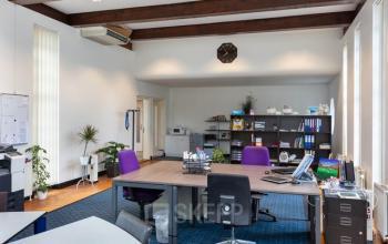 Gemeubileerde kantoorruimte huren aan de Hofkampsstraat
