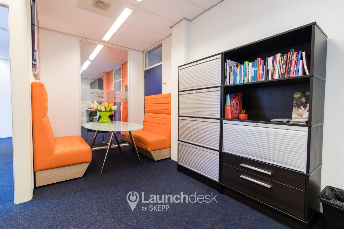 Kantoorruimte Markerkant Mos Almere Stad Launchdesk
