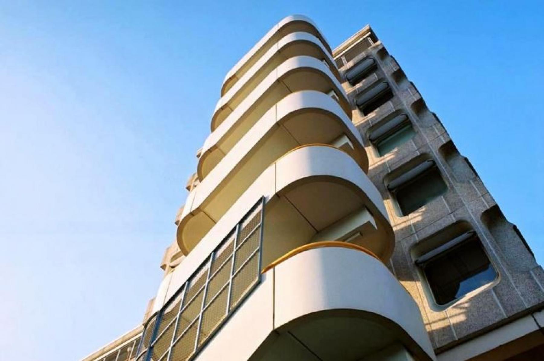 uitzicht op de bovenzijde van het kantoor in Almere, representatieve kantoorruimte beschikbaar bij SKEPP
