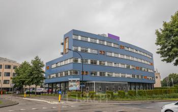 Buitenzijde kantoorpand Amersfoort
