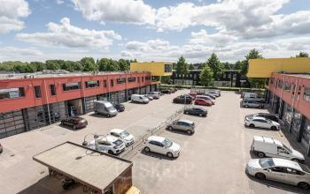 Amersfoort Issel siliciumweg industrieterrein goed bereikbaar gratis parkeren parkeerplaatsen kantoorruimte kantoorkamer dakterras flexibel