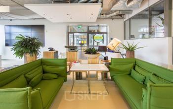 kantoorpand amersfoort piet mondriaanplein loungeruimte2