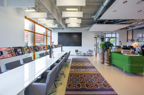 algemene ruimte lounge kantoorpand amersfoort vlakbij centraal station huur SKEPP2