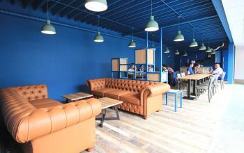 loungeruimte kantoor Amersfoort SKEPP