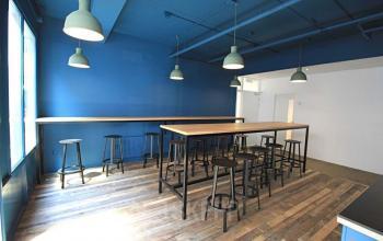lunchruimte kantoor Amersfoort SKEPP