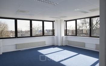 kantoorruimte ramen uitzicht