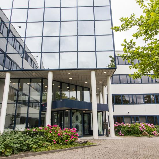 Office building in Amstelveen near Schiphol