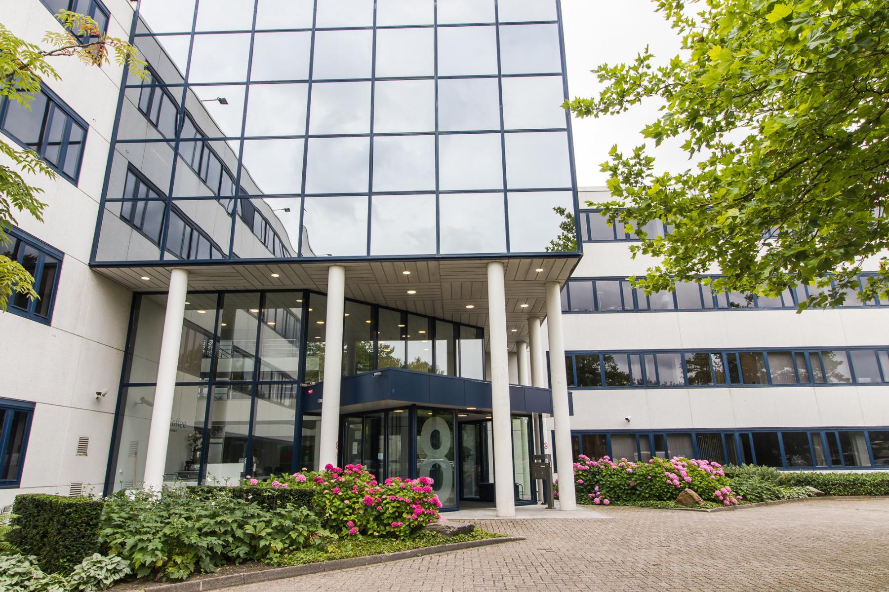 Office building in Amstelveen near Schiphol