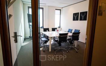 Vergaderruimte kantoorpand Amstelveen