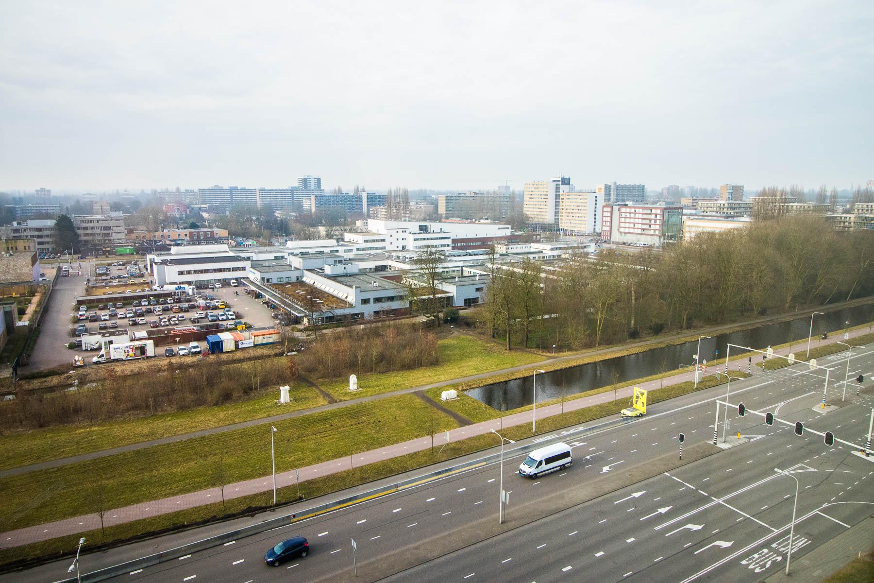 Uitzicht op Amstelveen
