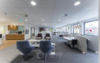 werkplek kantoorkamer of kantoorruimte te huur