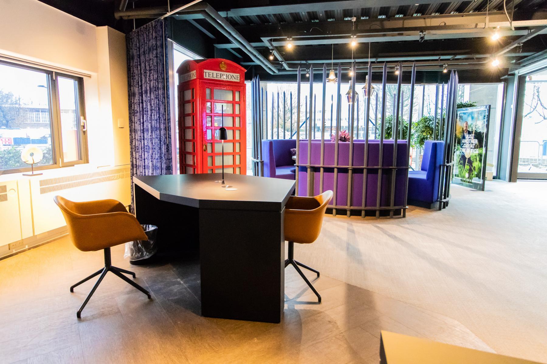 Rent office space Prins Bernhardplein 200, Amsterdam (21)