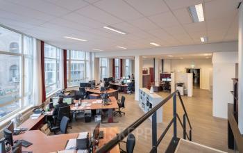 Grote ingerichte kantoorruimte Amsterdam Centrum
