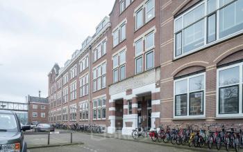 Klassiek pand Amsterdam kantoorruimte kantoorpand centrum