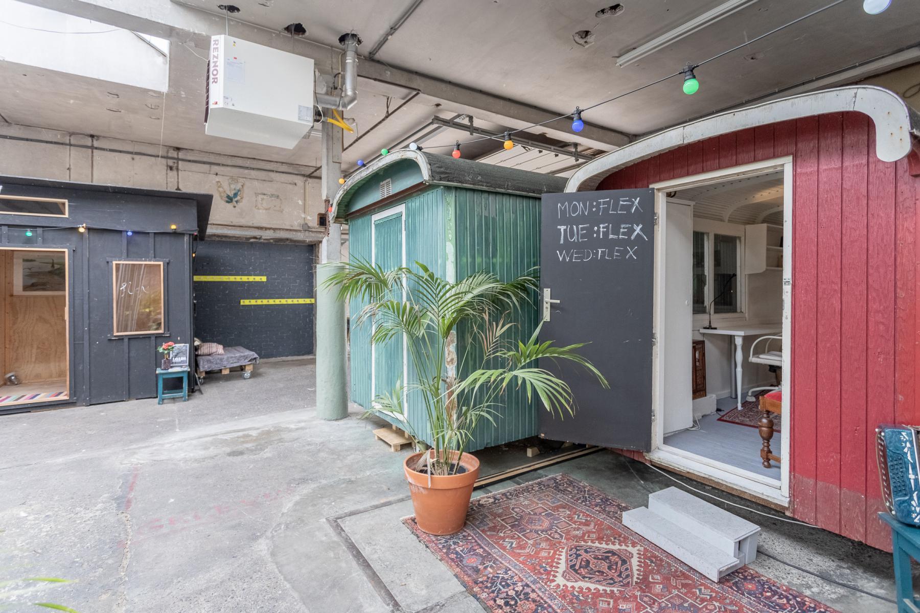 Zeeburgerpad Amsterdam Centrum grachtengordel het ij werkplekken flexplekken kantoorruimte kantoorkamer creatief aan het water loods loads