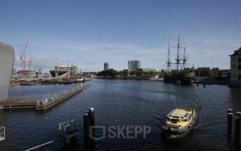 Kantoorruimte huren Schippersgracht 1-3, Amsterdam (1)