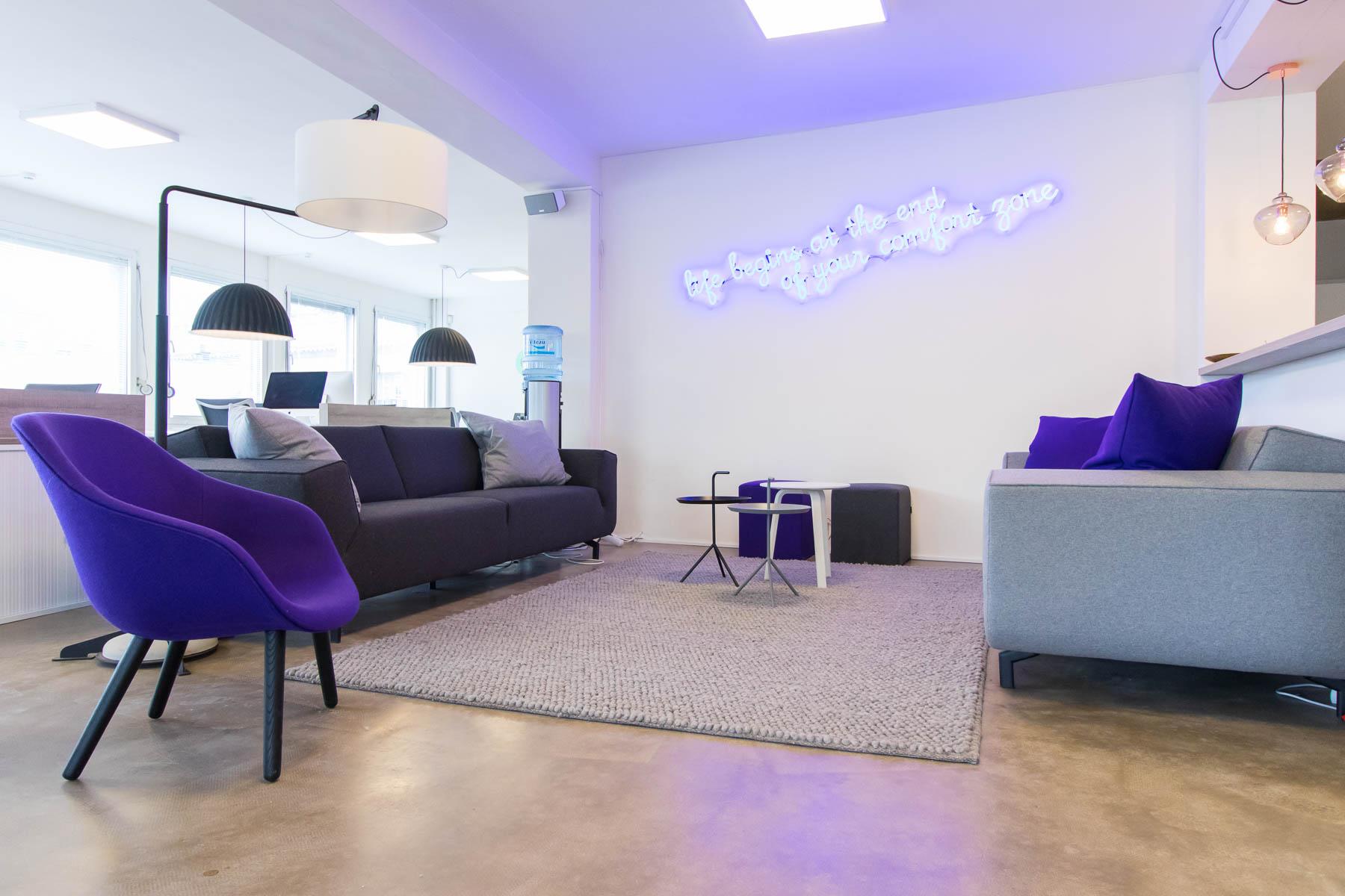 Luxe kantoor Amsterdam