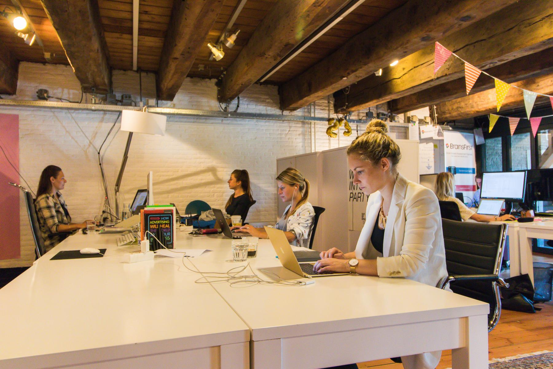 Workplaces for rent in Amsterdam