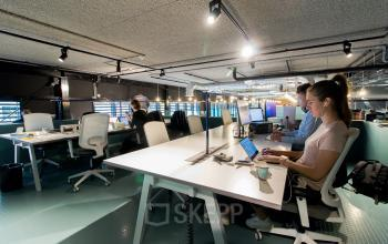 Flexdesks and dedicated desks available