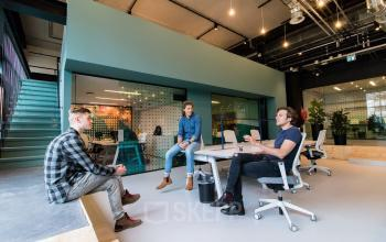 Multiple offices spaces and flexdesks for rent