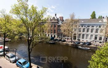 Office spaces with an amazing view of the Herengracht
