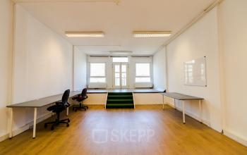 Multiple office spaces with different sizes for rent