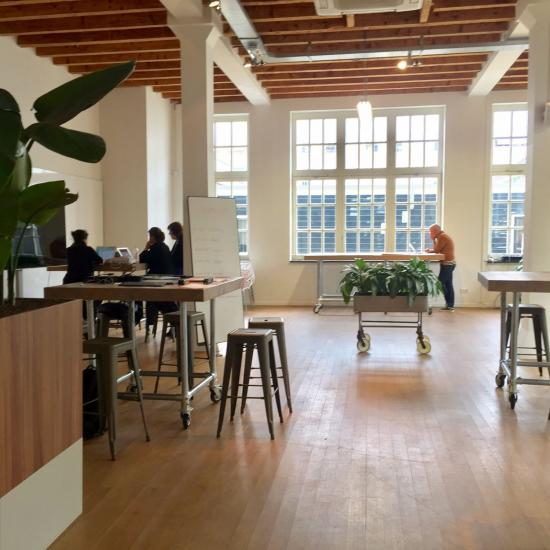 working place for rent in amsterdam plantage middenlaan