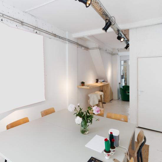 office space in Amsterdam for creative people