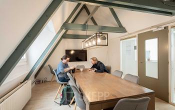 vergaderruimte Amsterdam grachtenpand herenhuis kantoorpand kantoorruimte