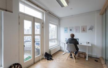 Amsterdam grachtenpand mooi uitzicht kantoorpand kantoorruimte meerdere ruimtes